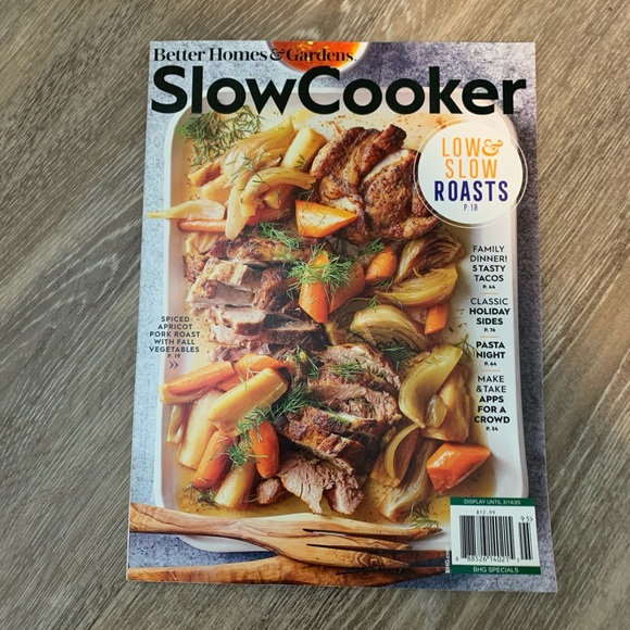 💥3/$15 SALE💥 2019 slow cooker magazine